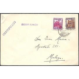 1936 ED. ELP La Línea de la Concepción 13/14 us