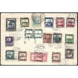 1936 ED. ELP La Línea de la Concepción 16/24, 26/27, 30, NE12, NE14 us