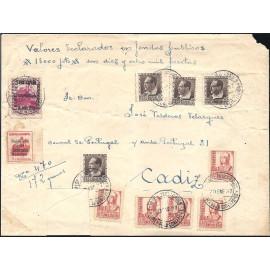 1936 ED. ELP La Línea de la Concepción 28 us