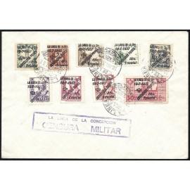1937 ED. ELP La Línea de la Concepción 36/44 us