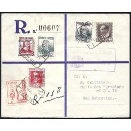 1936 ED. ELP Orense 05, 08, 29 us
