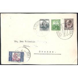 1936 ED. ELP Orense 05/06, 08 us