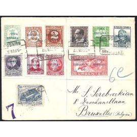 1936 ED. ELP Orense 20/28, 32 us