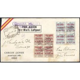 1936 ED. ELP Pontevedra 06A [x4], 07B [x4] us (2)