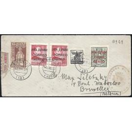 1936 ED. ELP Burgos 58, 77 [x2] us