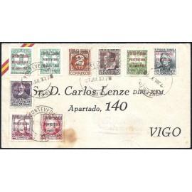 1937 ED. ELP Pontevedra 20/27, 20hcc us