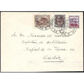 1936 ED. ELP San Sebastián 07, 11 us