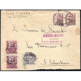 1937 ED. ELP San Sebastián 41 [x2], 42, 46 [x2] us