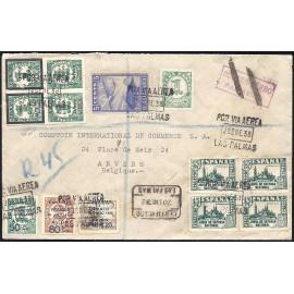 1937 ED. ELP Santa Cruz de Tenerife 15 us