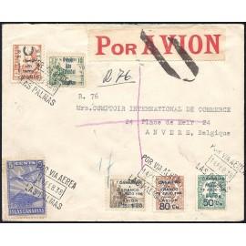 1937 ED. ELP Santa Cruz de Tenerife 21, 32 us