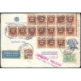 1937 ED. ELP Santa Cruz de Tenerife 39 [x15] us