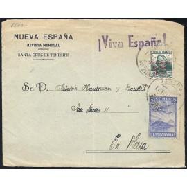 1937 ED. ELP Santa Cruz de Tenerife 41A us