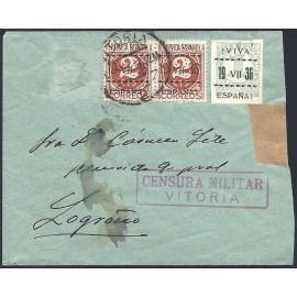 1937 ED. ELP Vitoria 01, 05 [x2] us