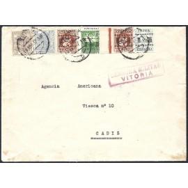 1937 ED. ELP Vitoria 01, 05 [x2], 07 us