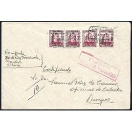 1937 ED. ELP Vitoria 10 [x4] us