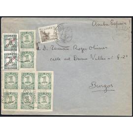 1937 ED. ELP Zaragoza 26 [x2] us