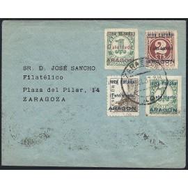 1937 ED. ELP Zaragoza 41, 41hcc, 42/43 us