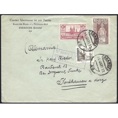 1937 ED. ELP Zaragoza 43 us