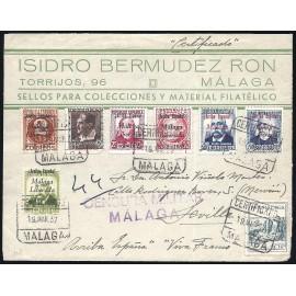 1937 ED. ELP Málaga 08/09, 17/18, 20/22 us