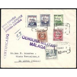 1937 ED. ELP Málaga 08, 12, 18, 20/21 us