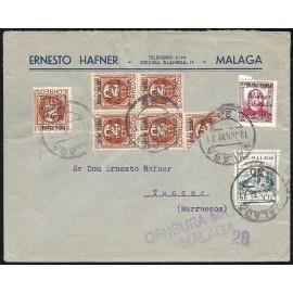1937 ED. ELP Málaga 08 [x5.5], 17 us
