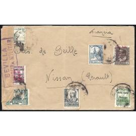 1937 ED. ELP Málaga 09, 12, 17 us