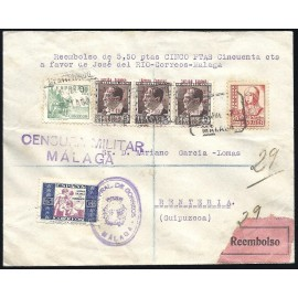 1937 ED. ELP Málaga 09 [x3] us