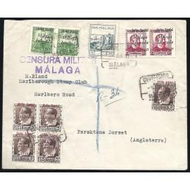 1937 ED. ELP Málaga 09 [x5], 12 [x2], 17 [x2] us