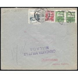 1937 ED. ELP Málaga 12 [x2], 18 us