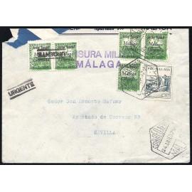 1937 ED. ELP Málaga 12 [x3], 48 us