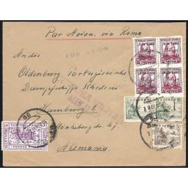 1937 ED. ELP Málaga 17 [x4] us (2)