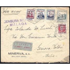 1937 ED. ELP Málaga 17/18, 20/21 us