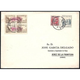 1937 ED. ELP Málaga 18, 50 us
