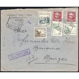 1937 ED. ELP Málaga 18 [x2] us