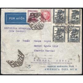 1936 ED. ELP Sevilla 07, 13 [x4] us