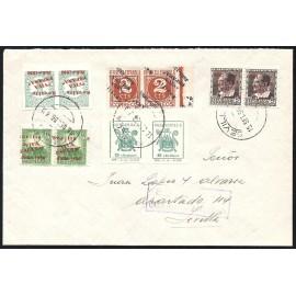 1936 ED. ELP Sevilla 18hcci [x2], 19hdxi [x2], 20hi [x2], 21hcci [x2] us
