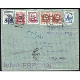 1936 ED. ELP Sevilla 19 [x2], 24/25, 27 us