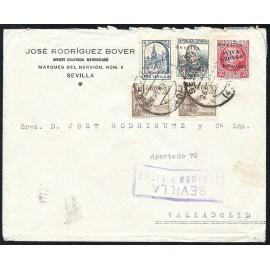 1936 ED. ELP Sevilla 22, 25 us