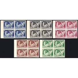 1938 ED. FR. 23sp/27sp (*) [x4]