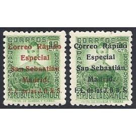 1936 ED. ELP San Sebastián 19/20 **