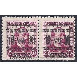 1937 ED. ELP Vitoria 10hh ** [x2] - Tipo I/III