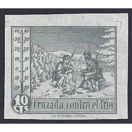 1936 ED. Cruzada Contra el Frío -