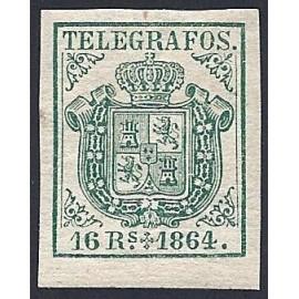 1864 ED. Telégrafos 3 *