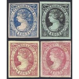 1865 ED. Telégrafos 05/08 * (3)