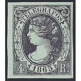 1865 ED. Telégrafos 06 *