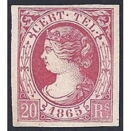 1865 ED. Telégrafos 08 * (4)