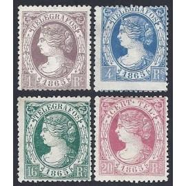 1865 ED. Telégrafos 09/12 *