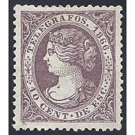 1866 ED. Telégrafos 13 *
