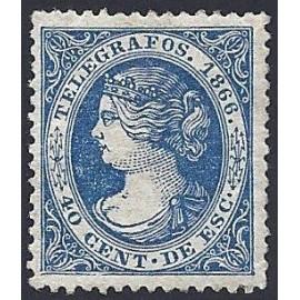 1866 ED. Telégrafos 14 *