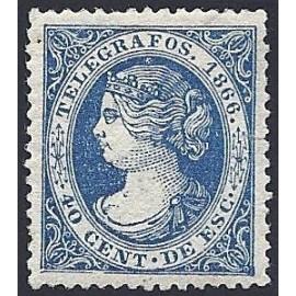 1866 ED. Telégrafos 14 * (3)